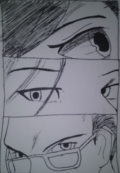 Anime Eyes - Joe Snappe