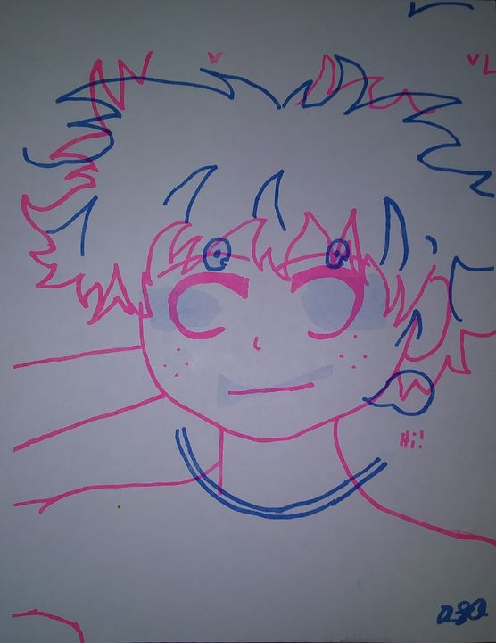 Alien Deku - Joe Snappe
