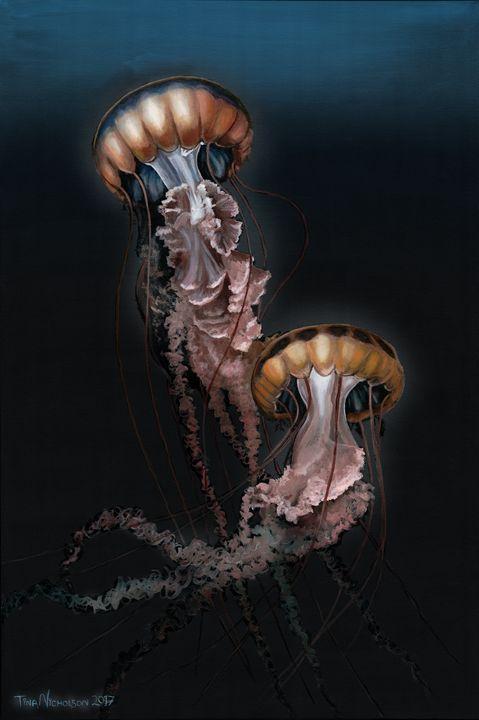 Beauty Down Deep - Tina N Turner, Nicholson Studios