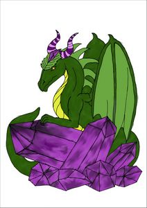 Dragon Crystal Guardian
