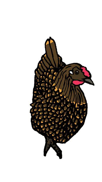 Sweet little Chicken - Wyverntales