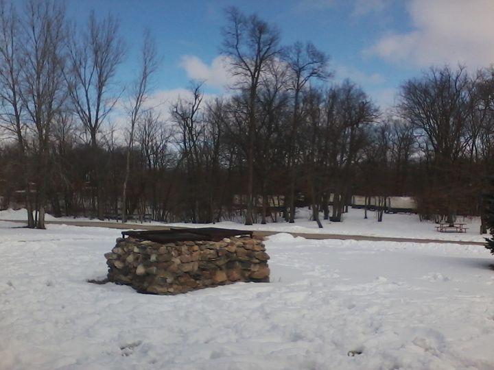 Winter Well - Pennie Dae