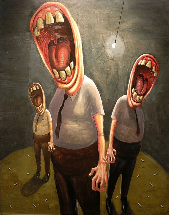 Idiots - Cornelius Delaney