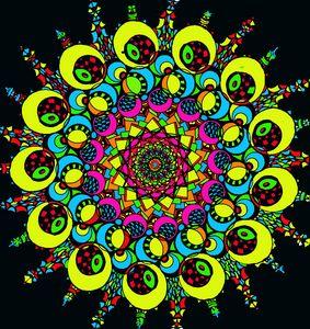 Kaleidoscope memory