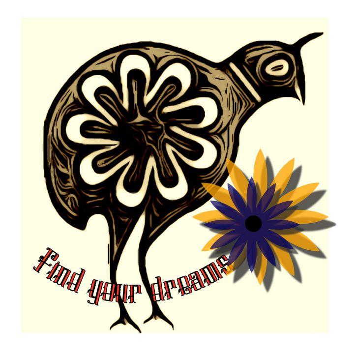 Find Your Dreams - Aaron Scott Badgley