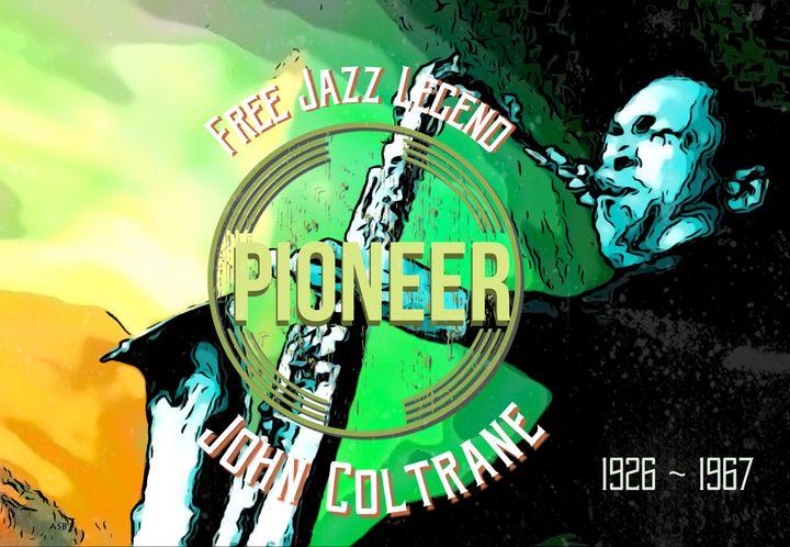 Coltrane - Aaron Scott Badgley