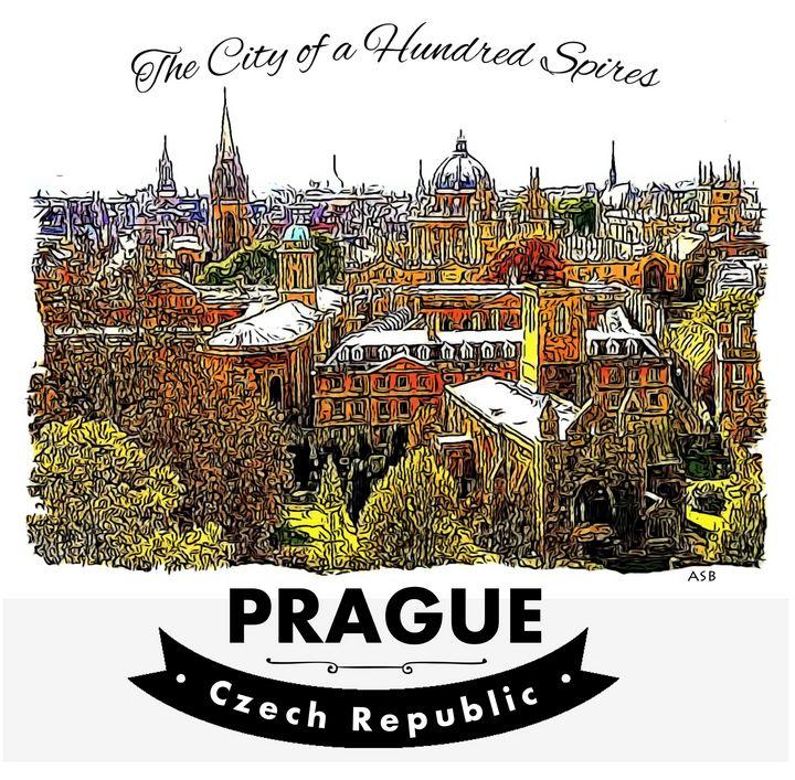 Prague - Aaron Scott Badgley