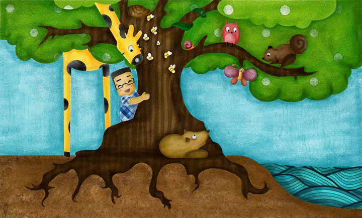 Forest of me - Kim Hà Lê