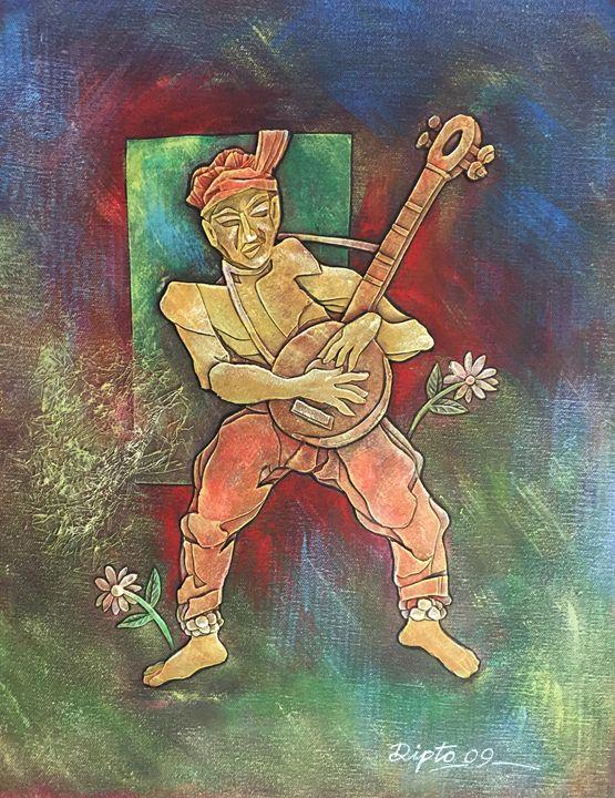 Musician - Dipto Narayan Chattopadhyay