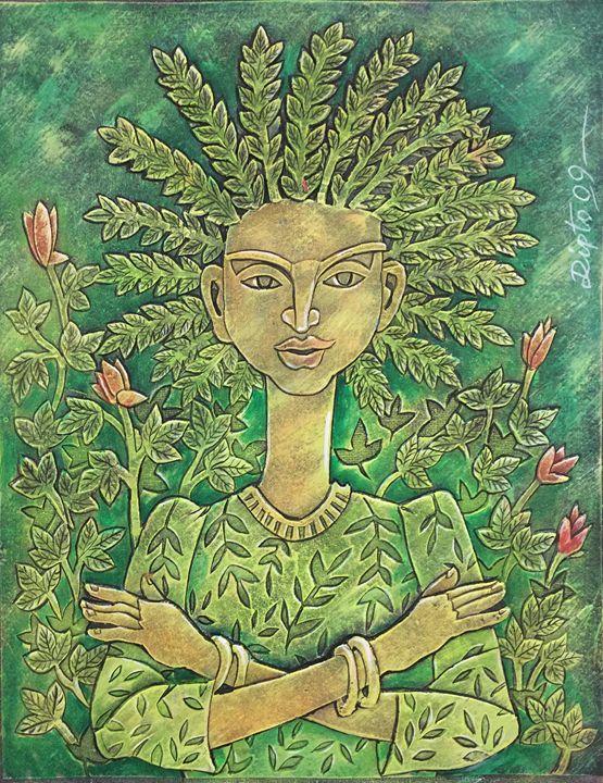 Tree of life - Dipto Narayan Chattopadhyay