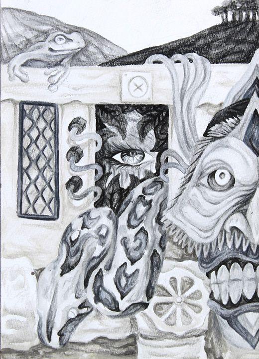 Paisaje poco rea - Samuel Rios Cuevas