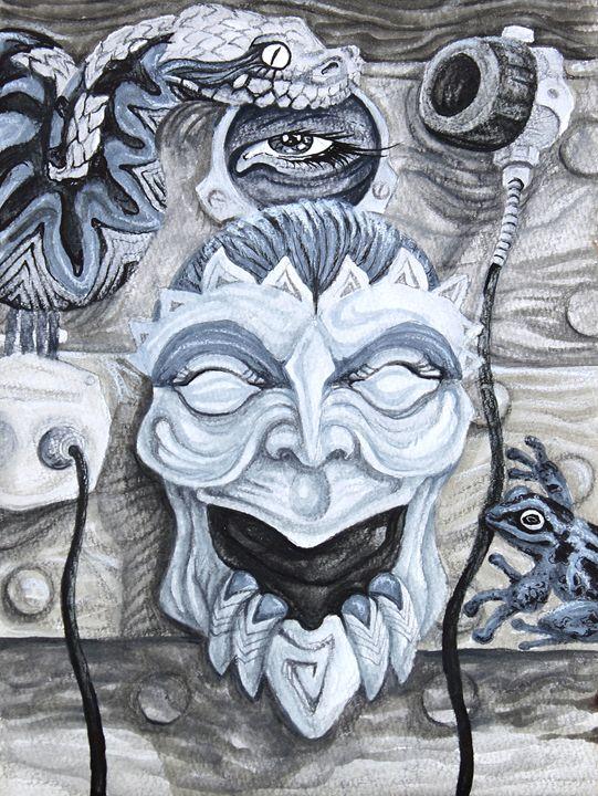Sonrisa forzada - Samuel Rios Cuevas