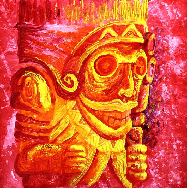 Taino Art - Samuel Rios Cuevas