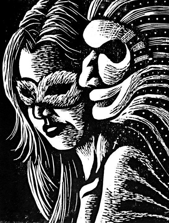 Whispering smiles - Samuel Rios Cuevas
