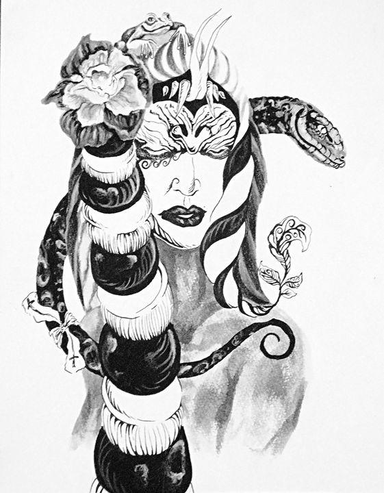 Bellesa que esconde sus colmillos - Samuel Rios Cuevas