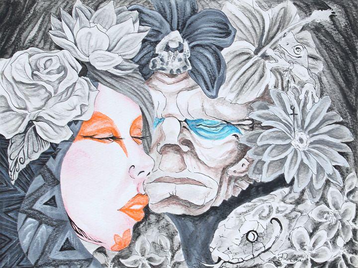 Enflorecidos - Samuel Rios Cuevas