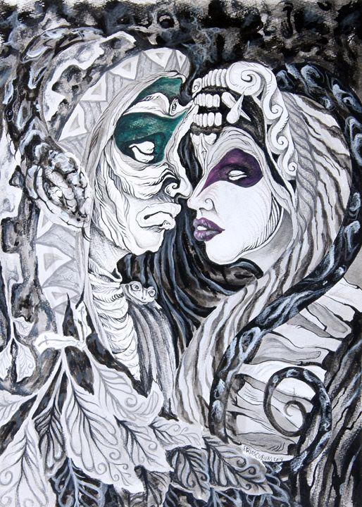 Dos personas un solo sentimiento - Samuel Rios Cuevas