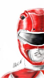 Classic Red Ranger