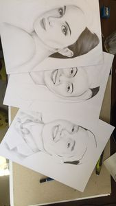 Portrait Sketch samples