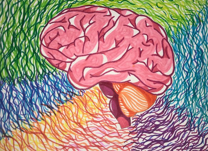 Brain - Krystal Freitas