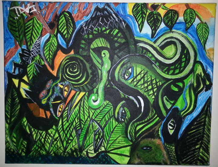 Jungle Fever 1 - Jungle Fever