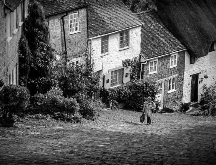 Going to the Shops - Peter Jarvis