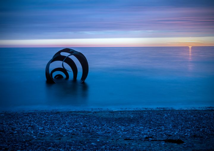 Marys Shell at Dusk - Peter Jarvis