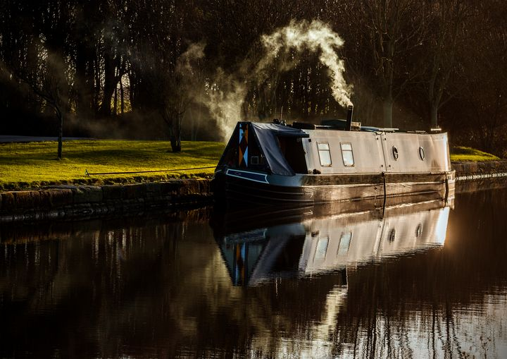 Canalside Evening - Peter Jarvis