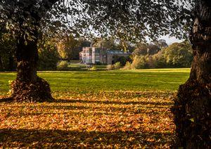 Autumn at Astley Hall