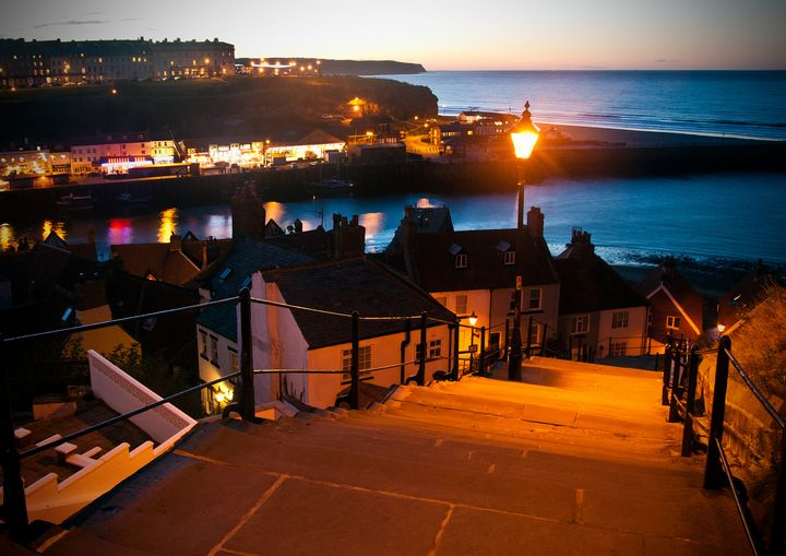 Whitby Harbour - Peter Jarvis