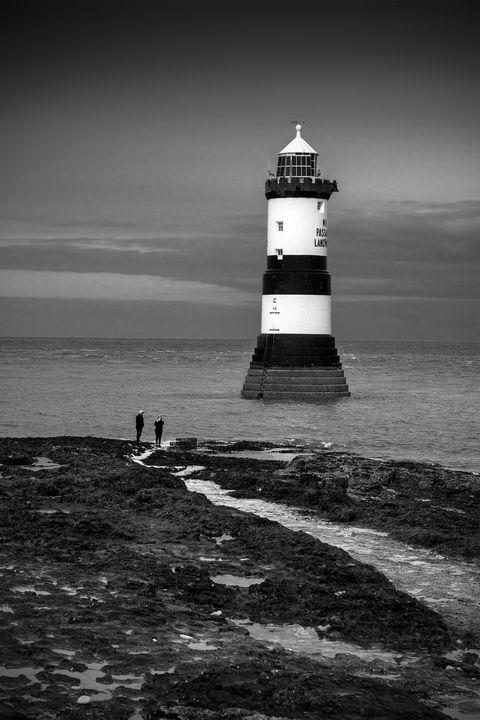 Penmon Lighthouse - Peter Jarvis