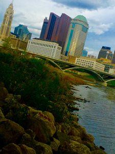 Riverfront Skyline