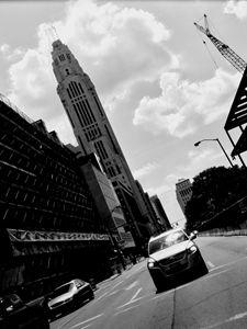 B&W Skyline - Life Of My City