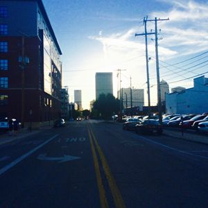 Cool Sunset In Columbus