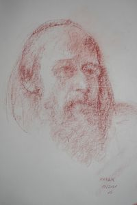 Portrait of a hermit