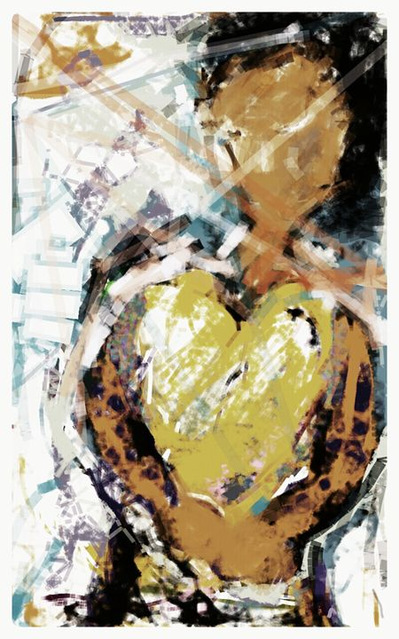 A mature heart - Images and colors