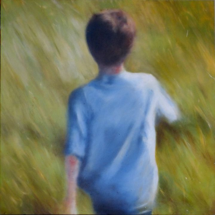 No looking back - Ashcroft fine art