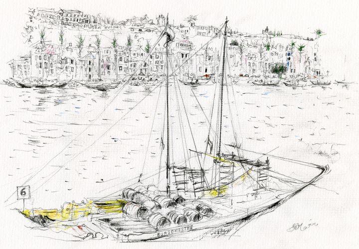 Porto - Stéphanie Marin Arts