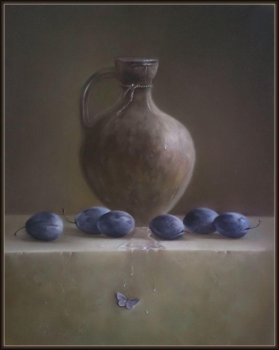 copied painting - Keigobadi