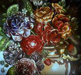 60.60 cm original oil painting