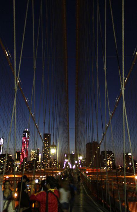Brooklyn Bridge 2 - William Hatcher