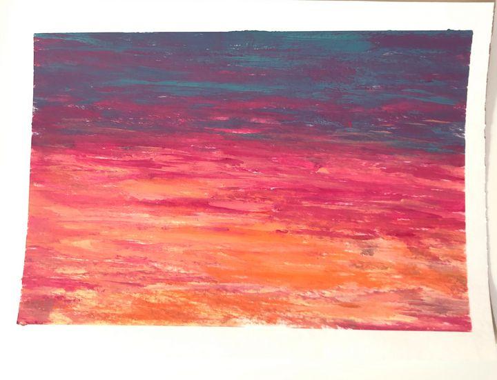 Sky made of feelings - Marwa.J