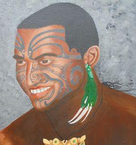 Maori Lad