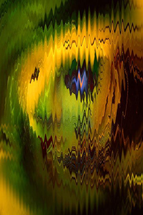 Hidden Agenda - Abstract Digital Fine Art