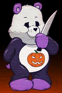 Michael Myers Scare Bear