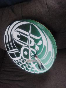 Humming bird drum