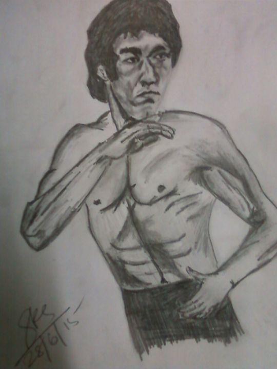 Bruce Lee - Krupasagar S