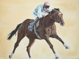 Frankel and Tom Queally - Dan Allured