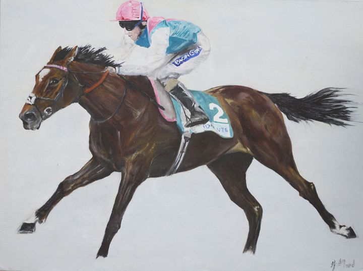 Large frankel,tom queally - Dan Allured