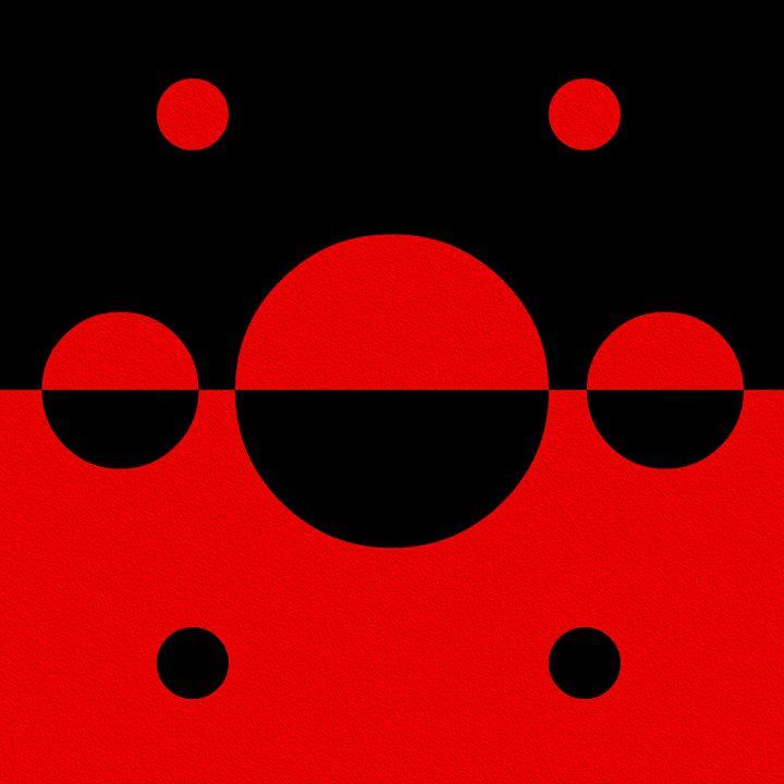 Horizon Circles #5 - Psithes Art